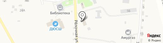 Тэмбр-Банк на карте Белогорья