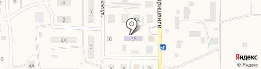 Книгочей на карте Табаги