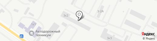 Новый Город на карте Якутска