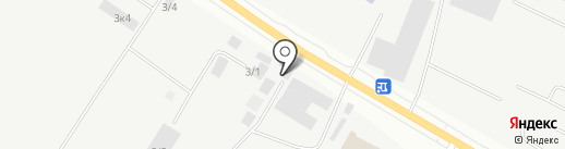 Таммах+ на карте Якутска