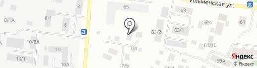 Автотехпомощь-03 на карте Якутска