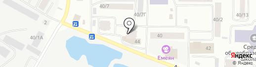 Мои Документы на карте Якутска