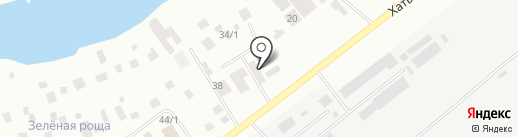 Семейная банька на карте Якутска