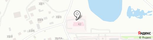 Кардиологический диспансер на карте Якутска