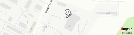 Жилкомсервис, МУП на карте Якутска