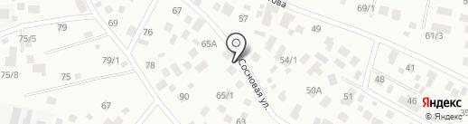 Drive на карте Якутска