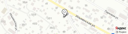 Ураанхай на карте Якутска