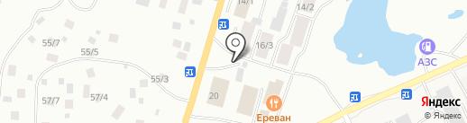 FAW HOWO SHAANXI на карте Якутска