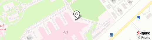 Педиатрический центр на карте Якутска