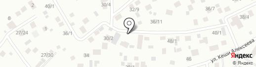 Автотехпомощь на карте Якутска