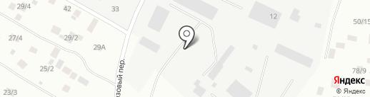 Автотранспортная компания на карте Якутска