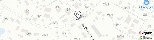 АвтогрузЯкутСервис на карте Якутска