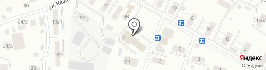 Банкомат, Мособлбанк, ПАО на карте Якутска