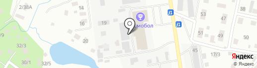 GALAXY на карте Якутска
