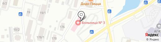 Сахамедстрах на карте Якутска