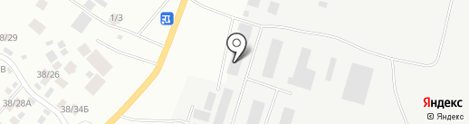 Кислород+ на карте Якутска