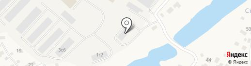 Якутский сервисный центр КАМАЗ на карте Якутска