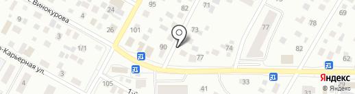 Айыы дьиэтэ на карте Якутска