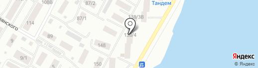 Центр доставки на карте Якутска