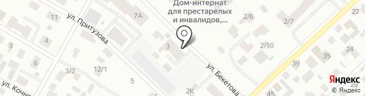 Радуга вкуса на карте Якутска