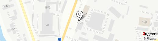 ВиконтСтройПродукт на карте Якутска