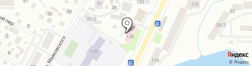 Женская консультация на карте Якутска