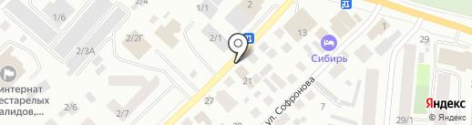Welltex на карте Якутска
