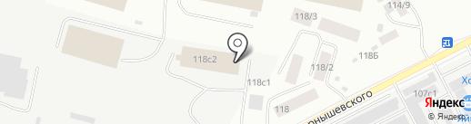 ЯкутАвтоКом на карте Якутска