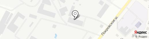 JET на карте Якутска