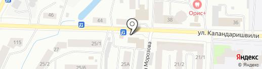 Российский трикотаж на карте Якутска