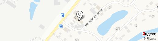 Энерготэк на карте Пригородного