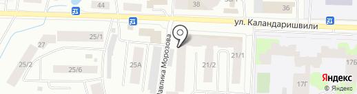 Genius на карте Якутска