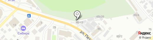 TehExpert на карте Якутска