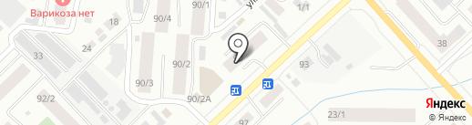 Ваша Аптека на карте Якутска