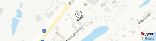 Гольфстрим на карте Пригородного
