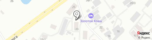 AutoHouse на карте Якутска