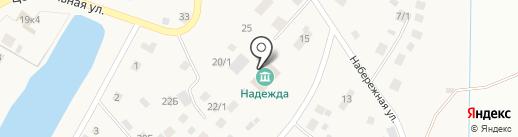 Администрация с. Пригородный на карте Пригородного