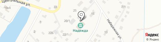Почтовое отделение №19 на карте Пригородного