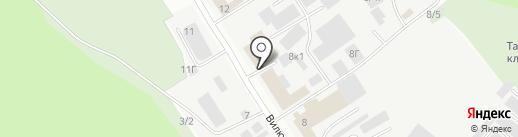 Doka Lunch на карте Якутска