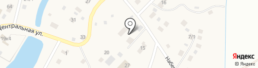 Якутский Расчетный Центр на карте Пригородного