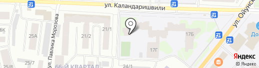 Штаб студенческих отрядов на карте Якутска