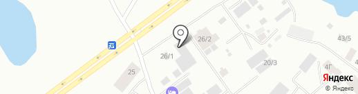 EXPRESS AUTO на карте Якутска