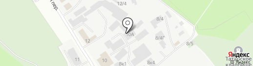 РИМ на карте Якутска