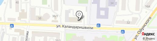 PUPER.RU на карте Якутска