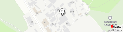 FORWARD на карте Якутска