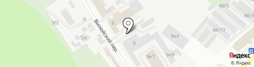 Спринтер сервис на карте Якутска