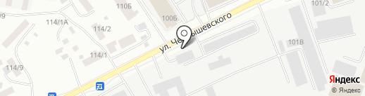 Служба заказа манипулятора, эвакуатора и водовоза на карте Якутска