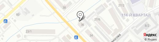 ART-DESIGN на карте Якутска