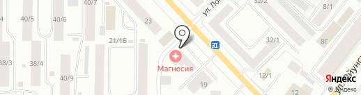 СахаСтартЗайм на карте Якутска