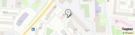 АХСЫМ на карте Якутска